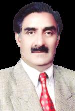 3- Mian Sharif Zafar (Director)